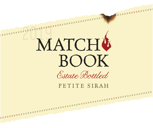 Matchbook 2019 Estate Bottled Petite Sirah (Dunnigan Hills) - 92 Points | Wine Enthusiast Ratings