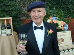 Mike Grgich's Life and Achievements Honored