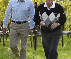 Jack Nicklaus Aims To Ace the Wine Business