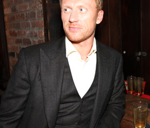 Actor Kevin McKidd, The Macallan Master