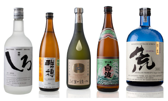 Japan's Best Kept Secret: Shochu