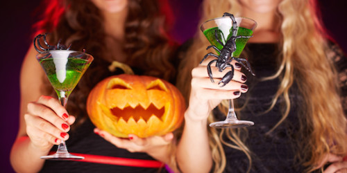 5 Scary Good Monster Cocktails