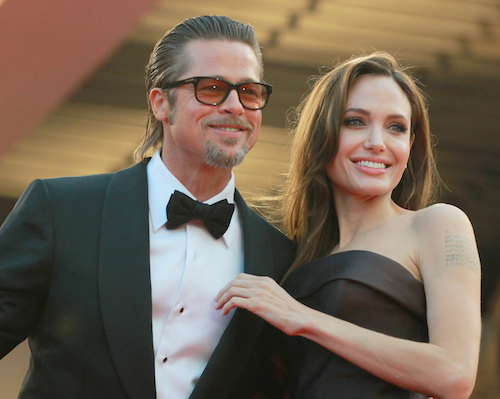 Brangelina are Victims of Wine Fraud