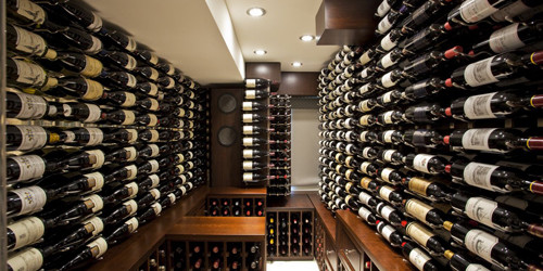Cellar with Style: These Stunning Wine Cellars Will Give You Bottle Envy