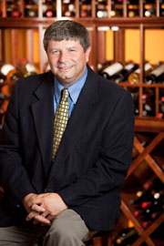 Wine reviewer Joe Czerwinski