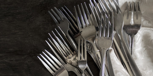 Get Your Fork On: The Ultimate Dinner Fork Primer