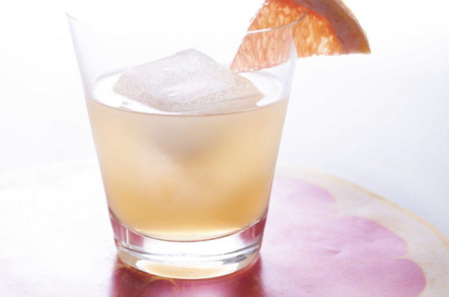 National Republic of Texas Vodka Cocktail