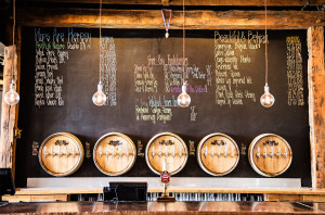 Wicked Weed Tasting Room | Great American Breweries