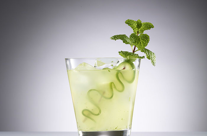 Cucumber Mint Lemonade Recipe