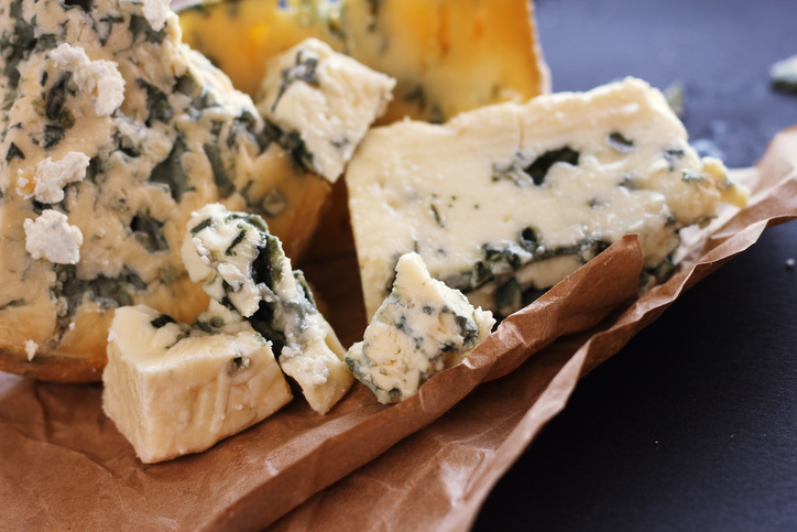 Roquefort cheese composition