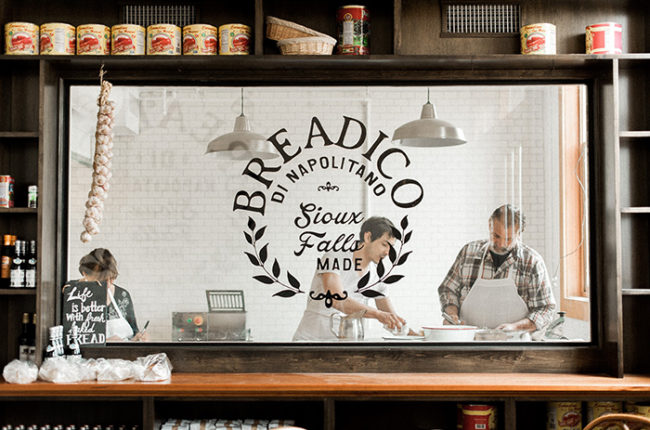 Bakers working at Breadico, Sioux Falls.