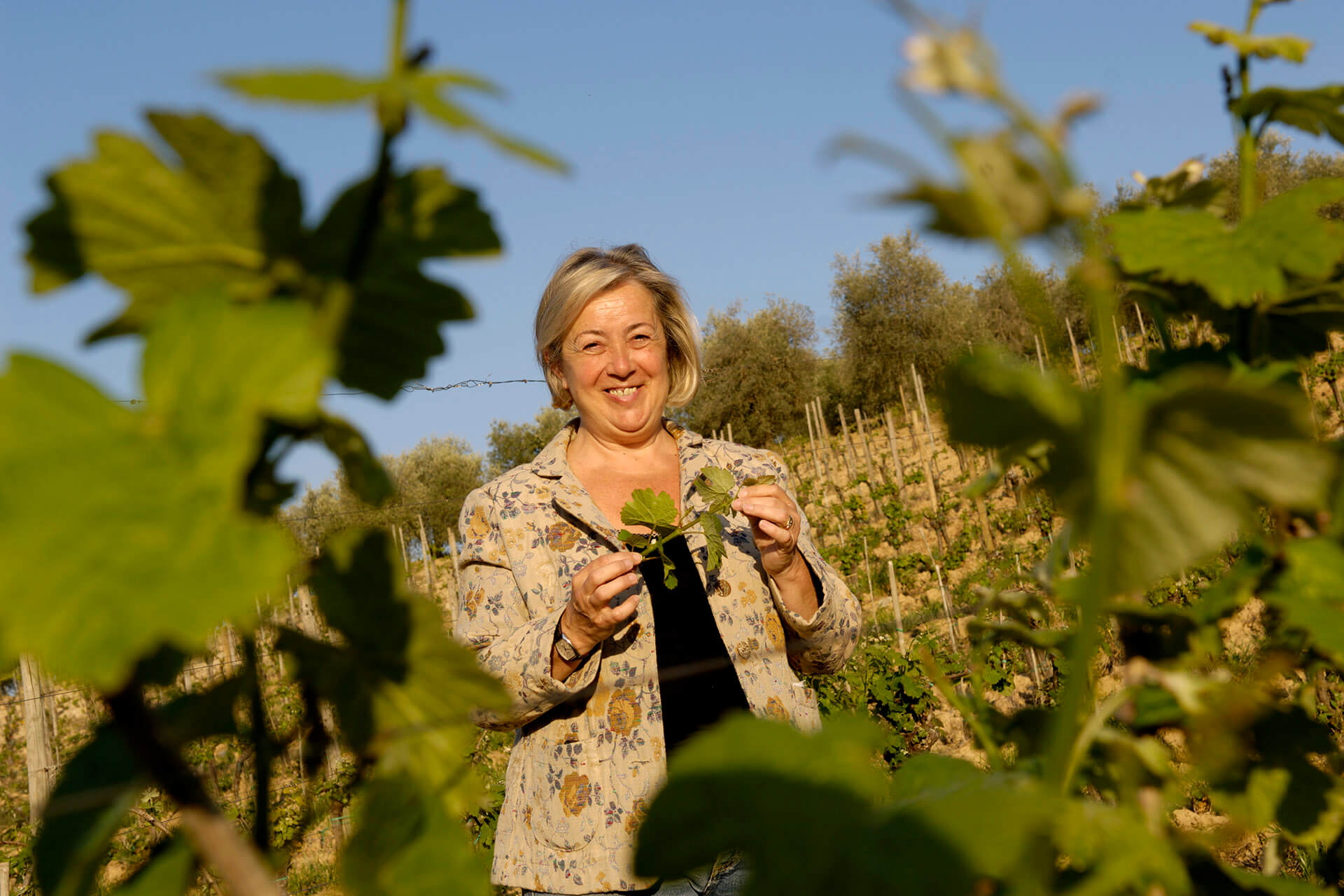 Wine Producer Donatella Cinelli Colombini