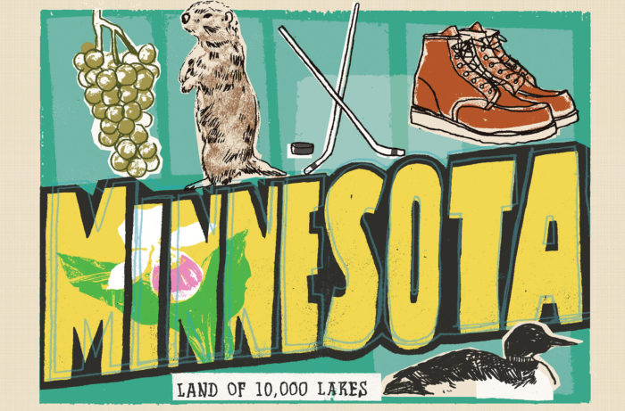 Minnesota wines.