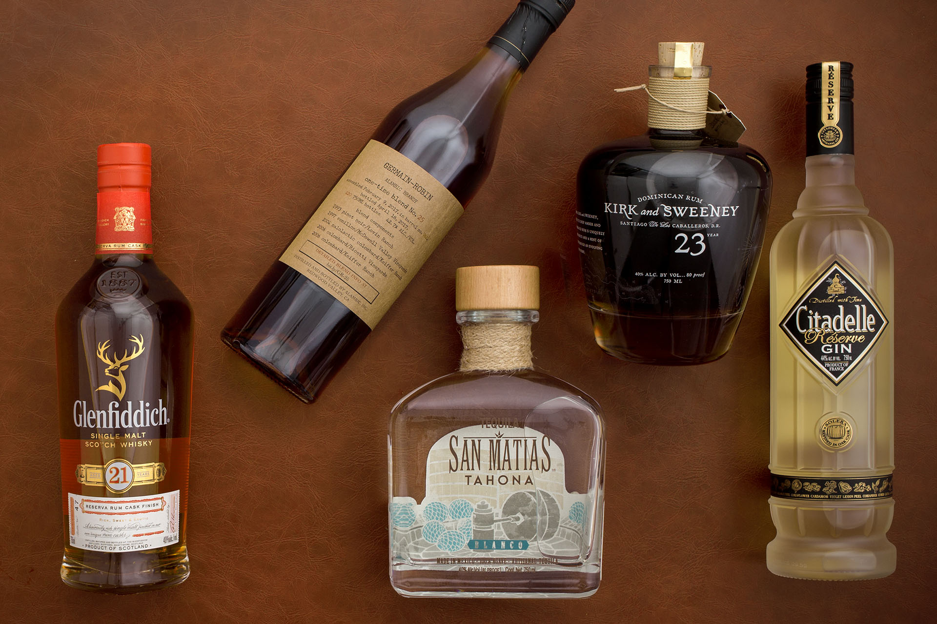Top 100 spirits of 2017.