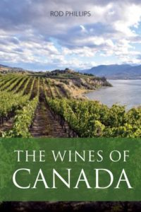 the wines of canada book