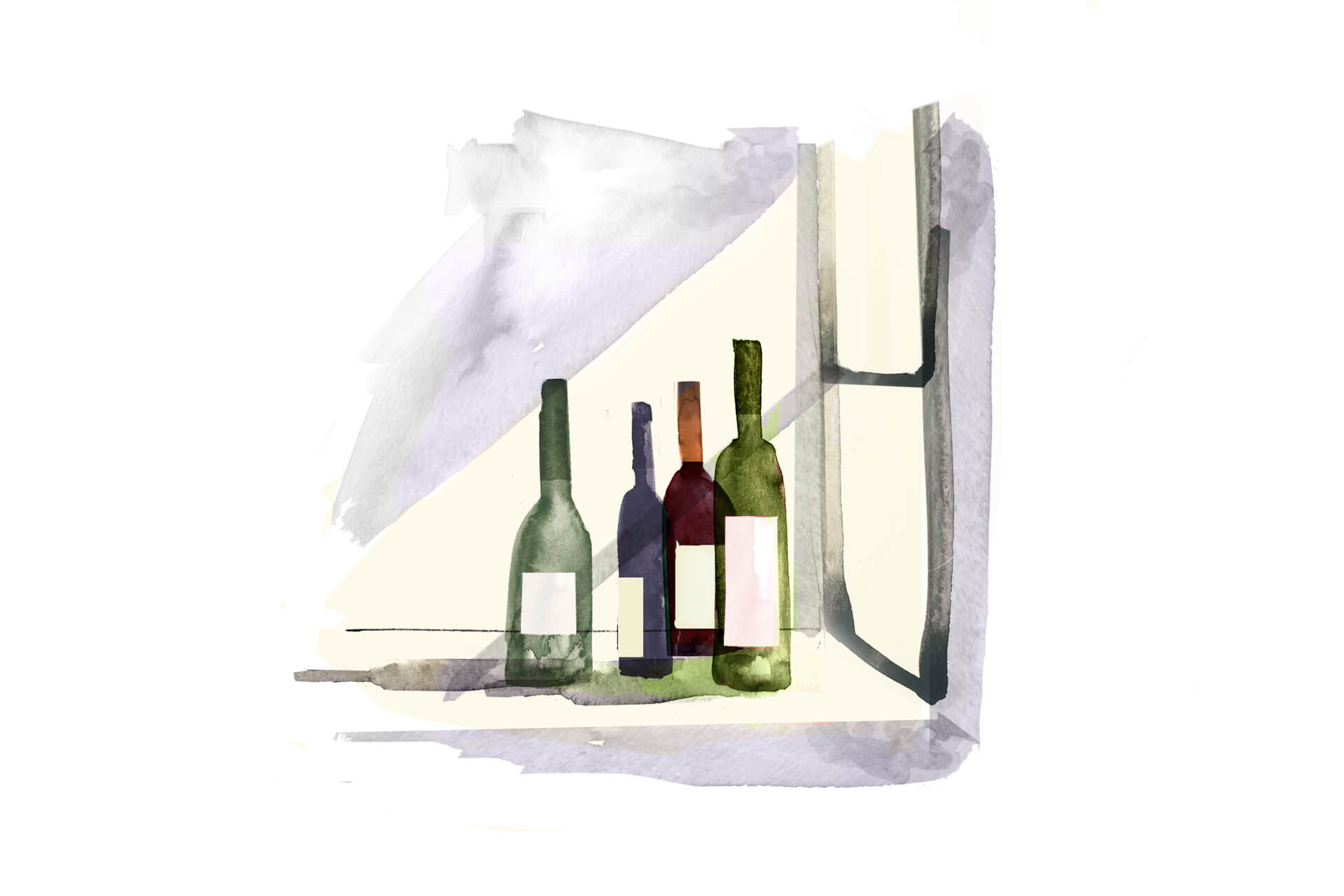 Exposure to light and heat can make a wine cooked.