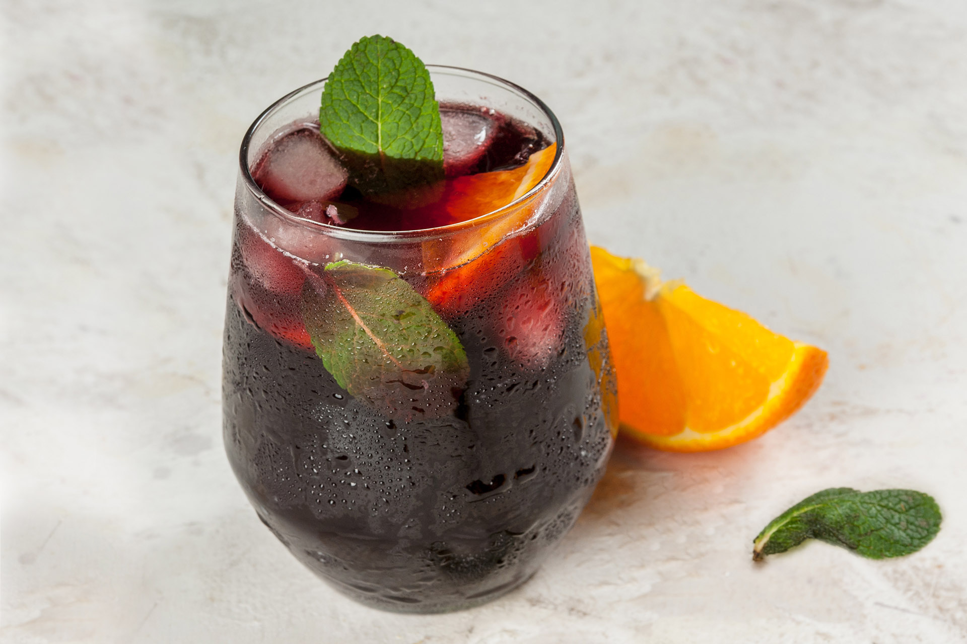 Get Cozy with a Winter Sangria