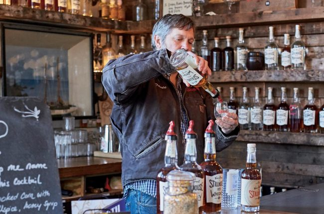 Van Brunt and others are moving American single malt forward.