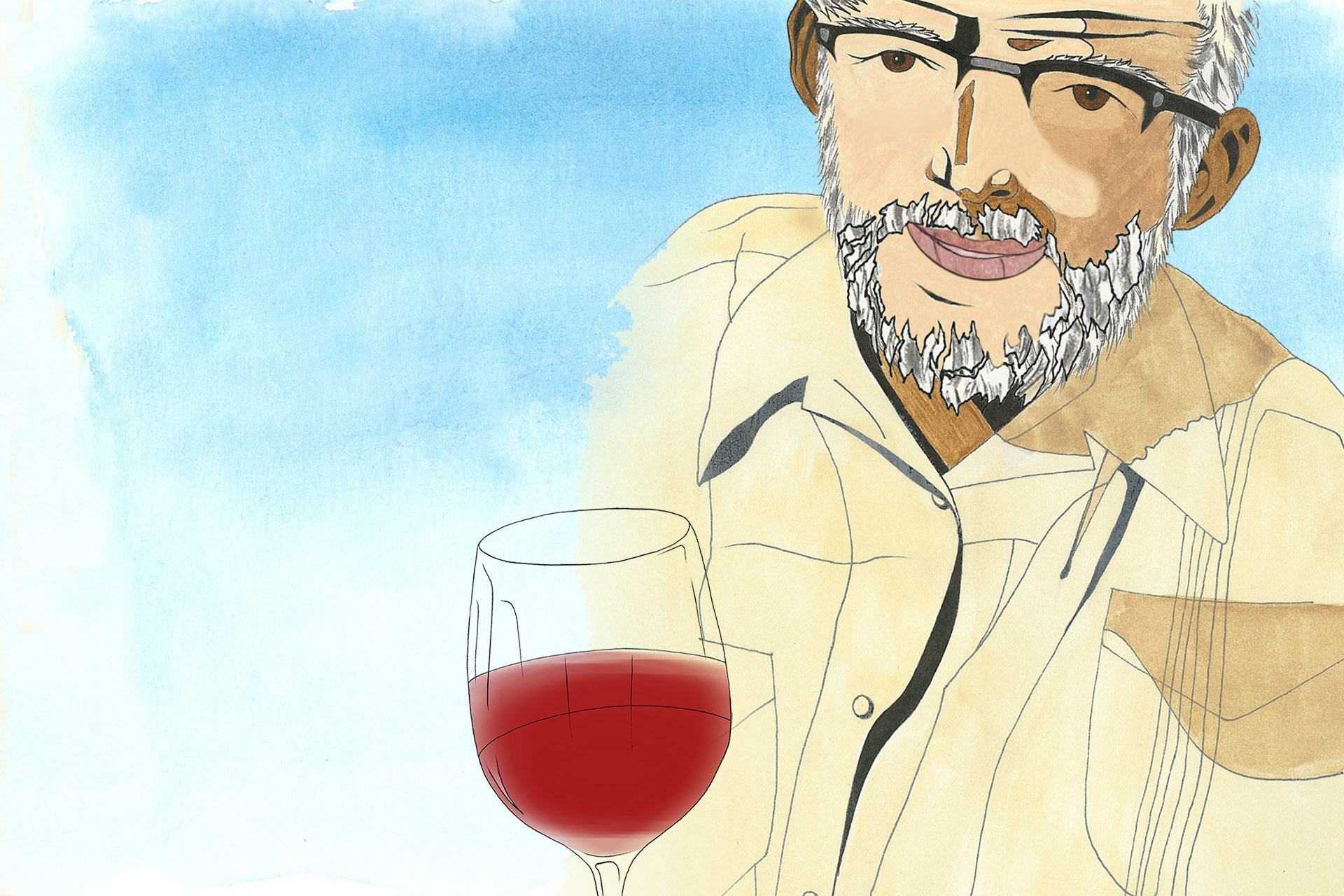 How a Wine Newbie Got an Unexpected Education