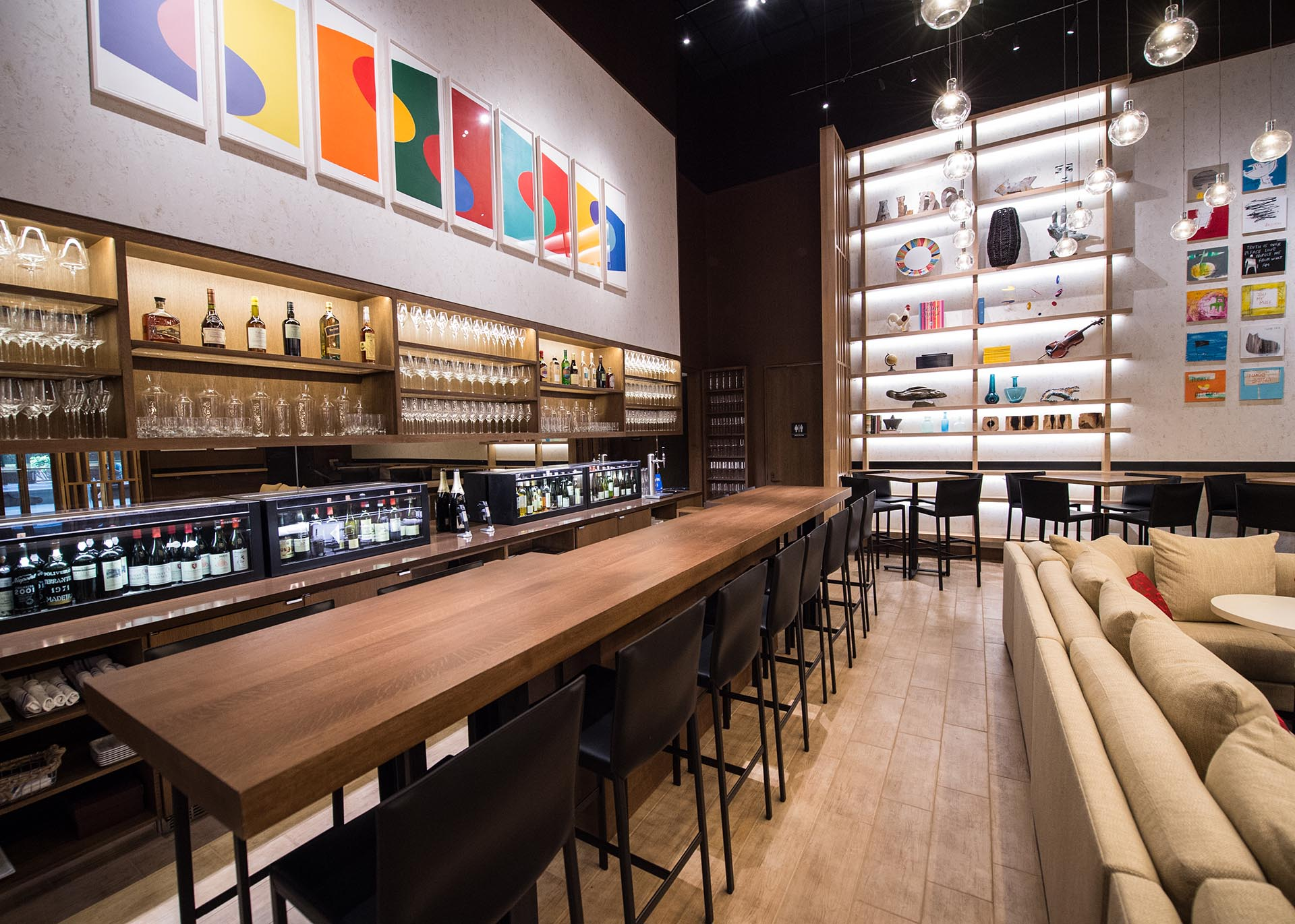 Wine Bars Serving Up Beautiful Design Wine Enthusiast Magazine