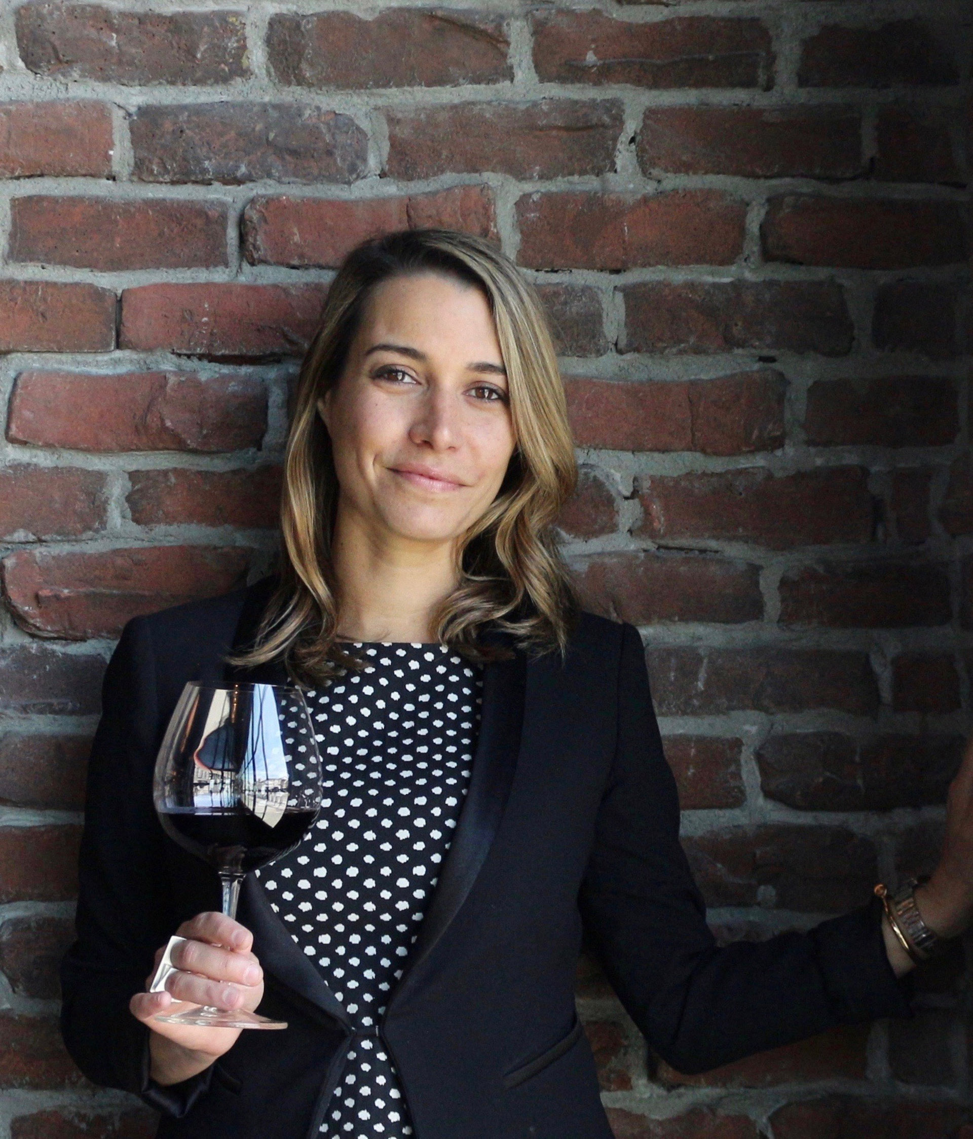 Taylor Grant, sommelier of Scopa, Old Lightning and Dama