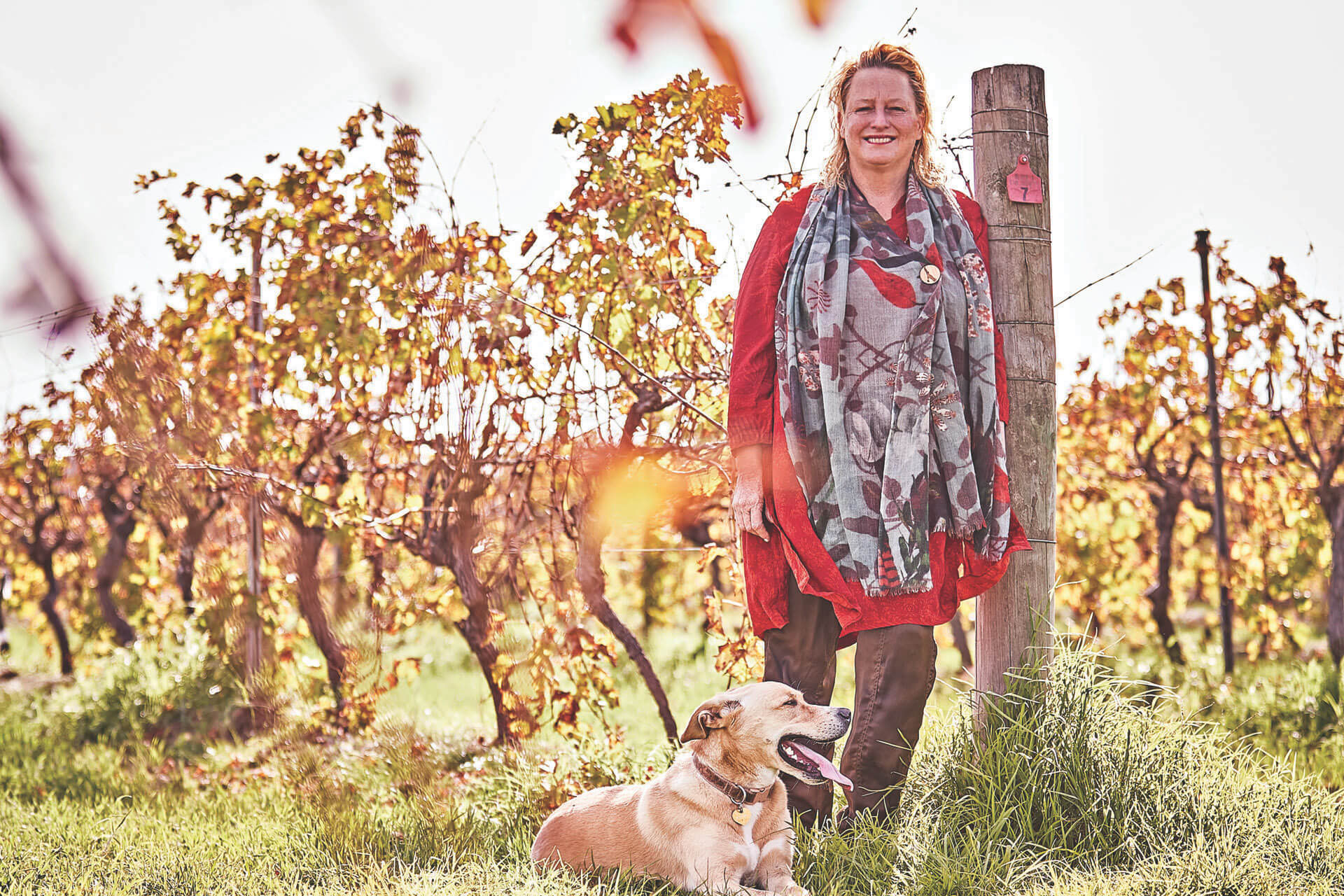 Vanya Cullen of Cullen Wines