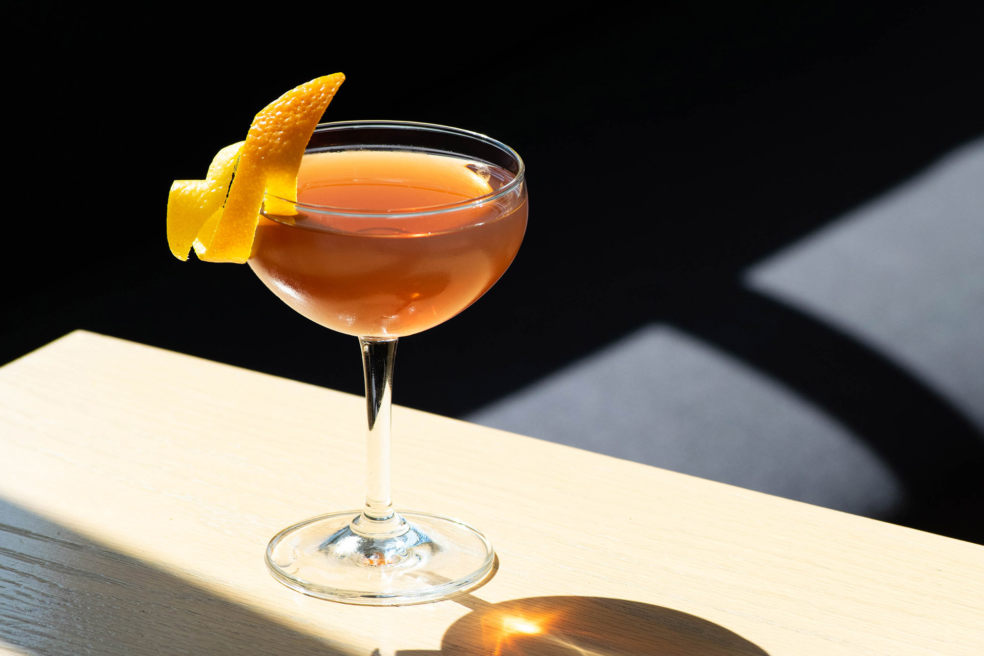 Up-to-Date Sherry Cocktail