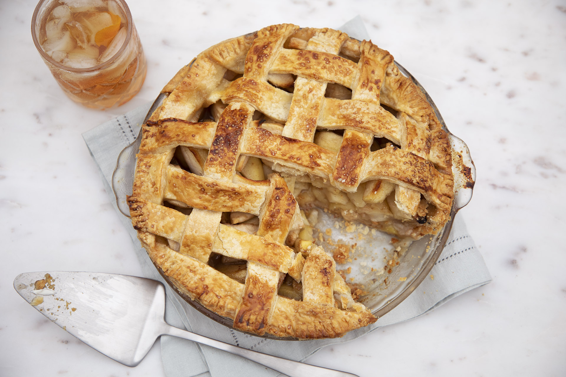 Whiskey Old Fashioned Apple Pie Wine Enthusiast