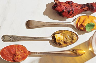 Indian food pairings
