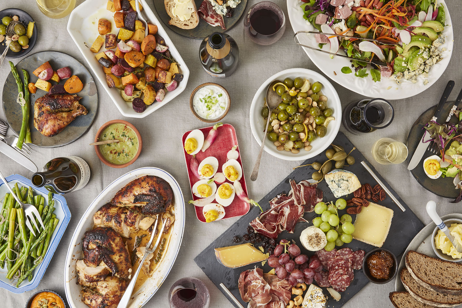 How To Host A Potluck With The Perfect Wine List Wine