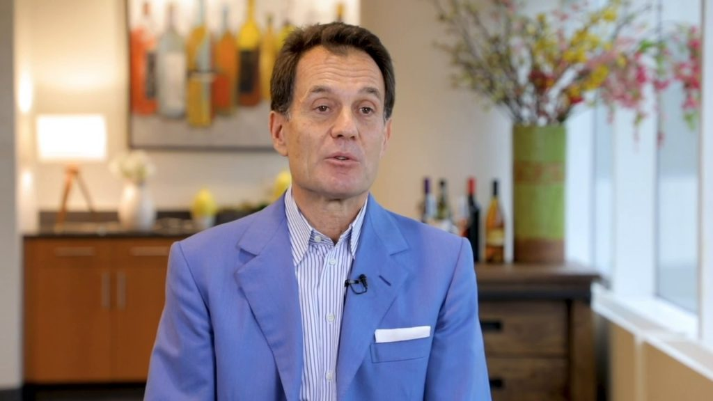 Video: 5 Questions With Maurizio Forte