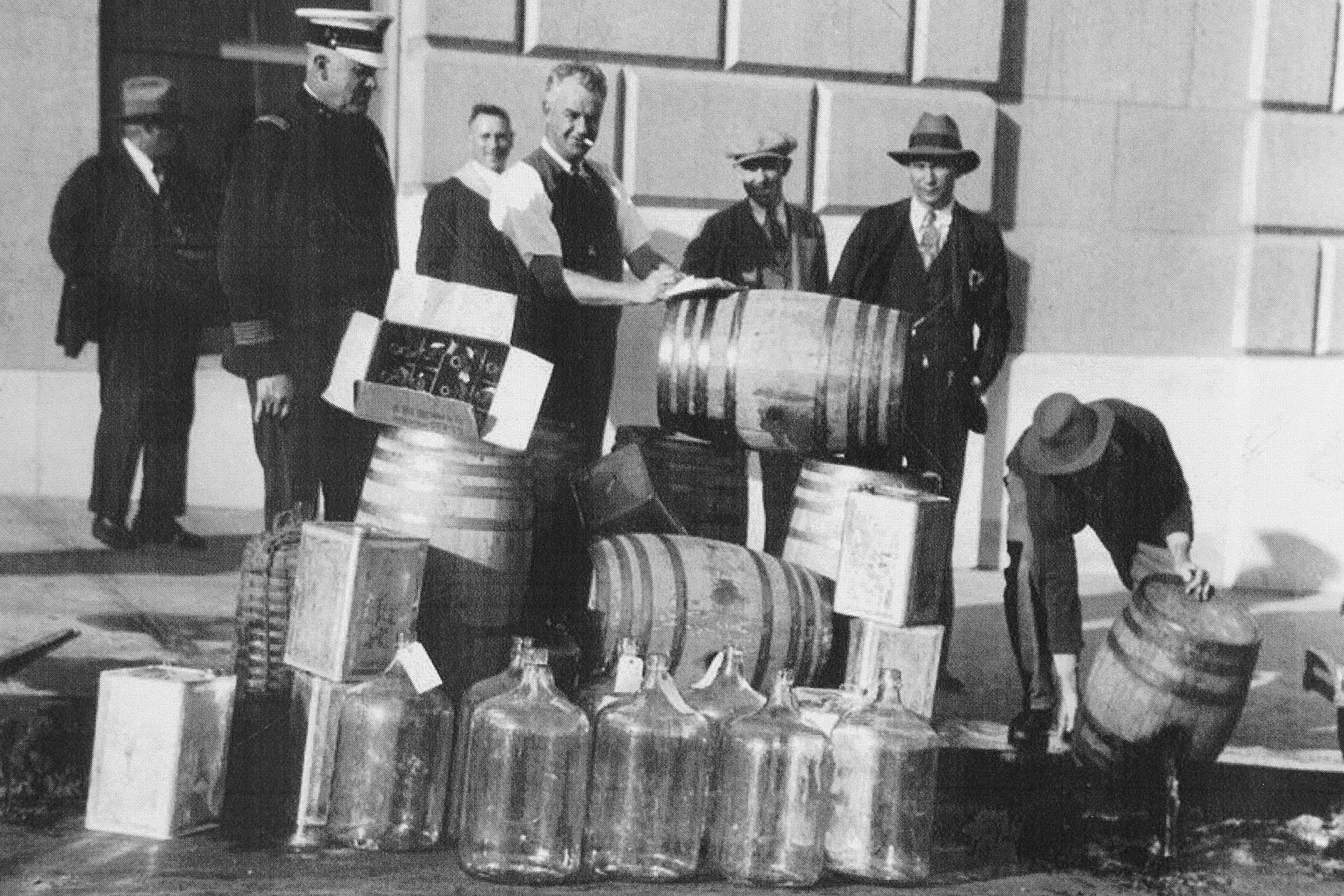 How Prohibition Shaped American Wine Country Wine
