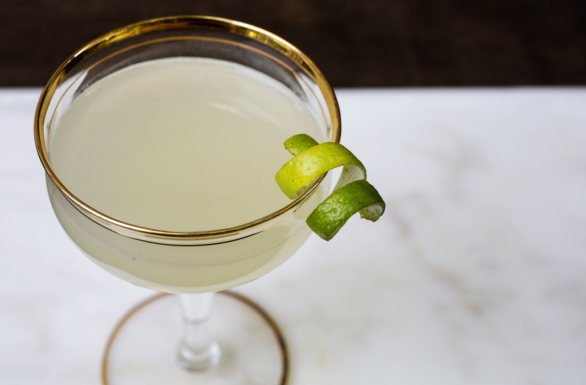 The Last Word, Your First Cocktail Choice