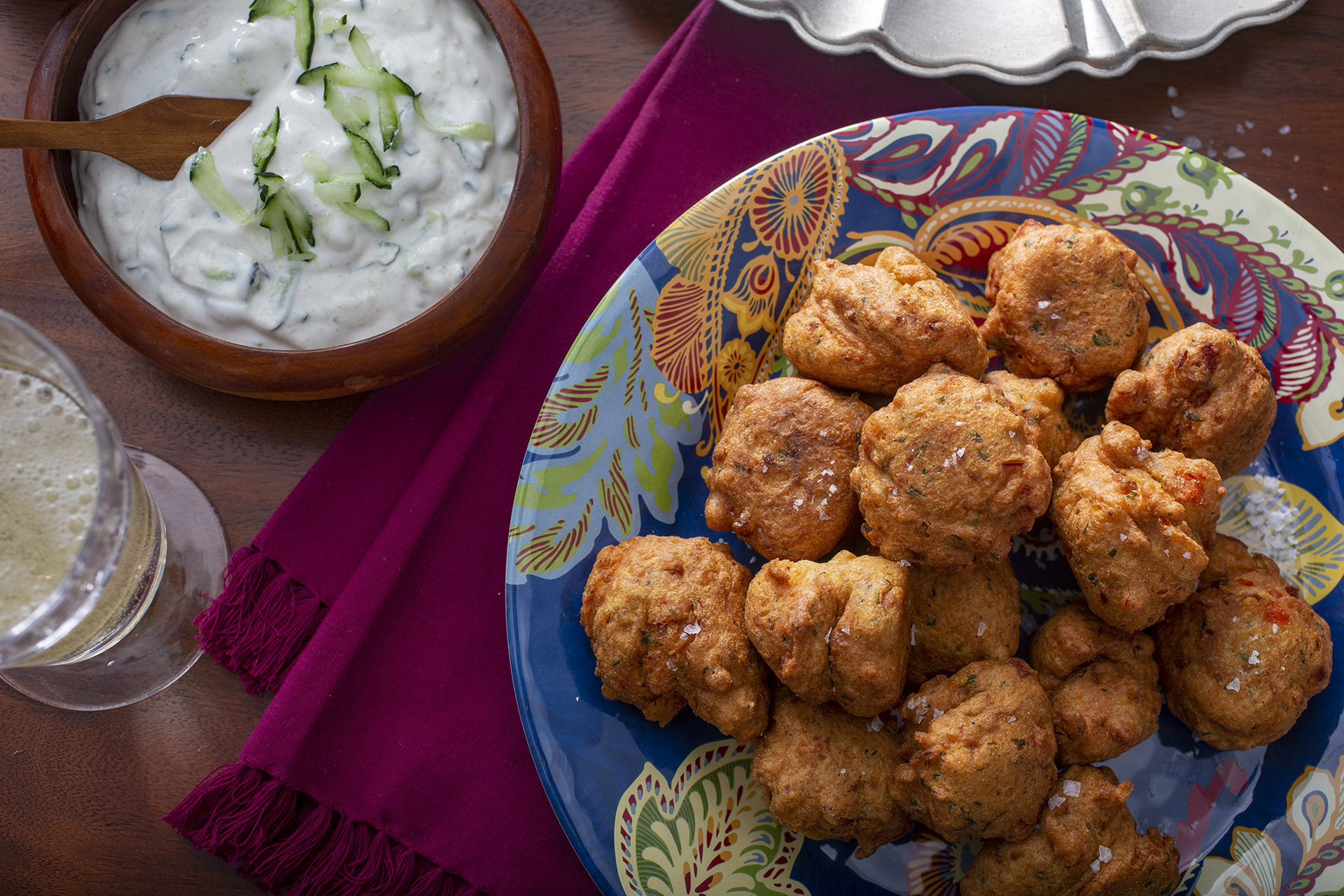 Pakoras, India's Vegetable Fritters