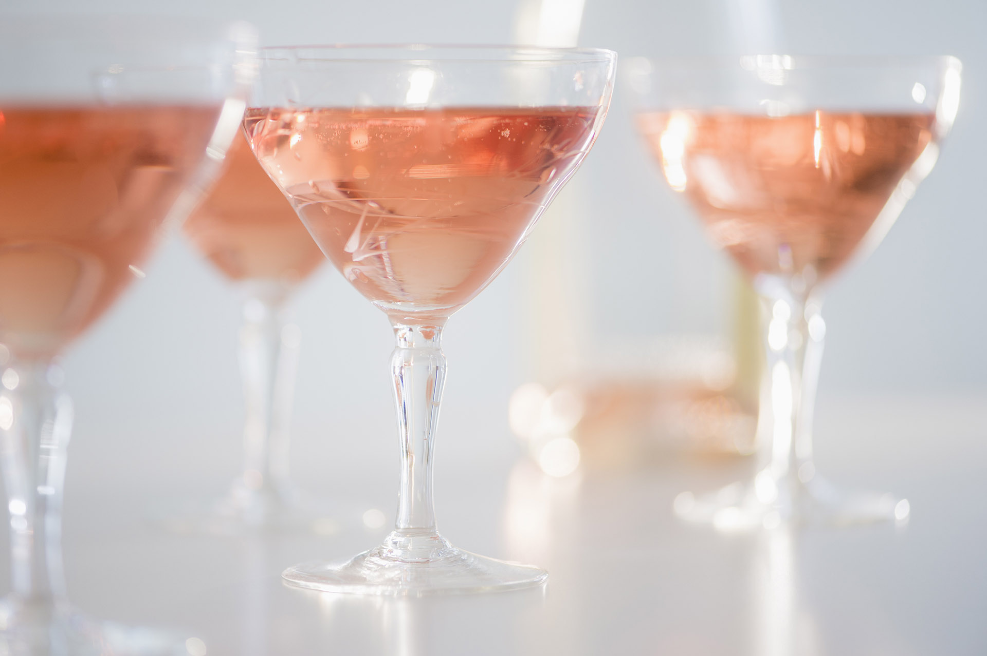 How Rosé Champagne is Made