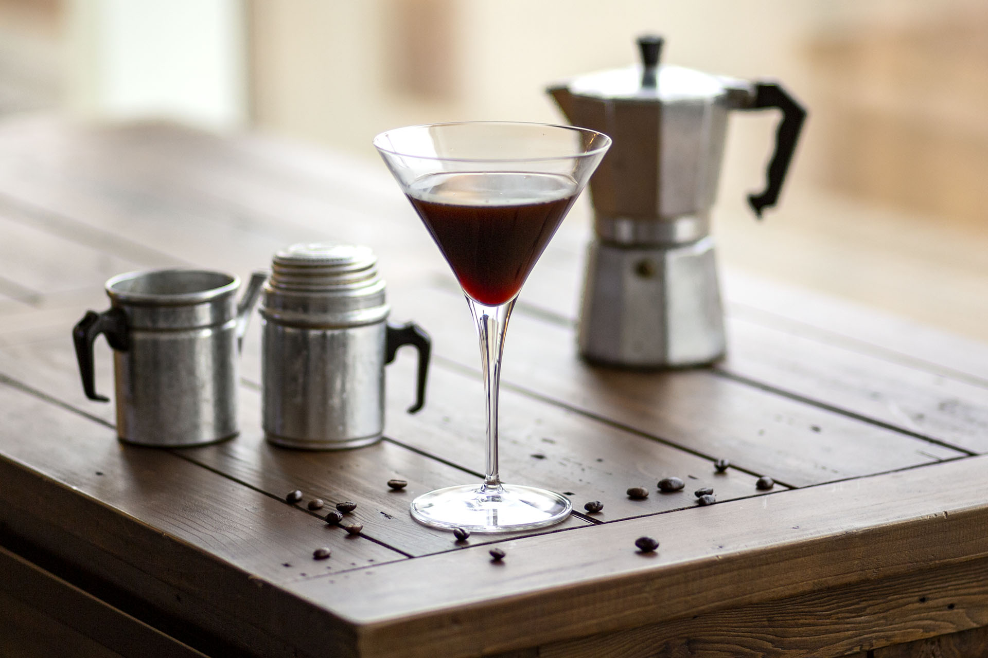 How to Make a Real Espresso Martini