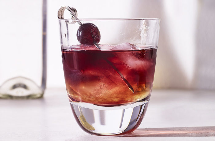 The whiskey renaissance cocktail