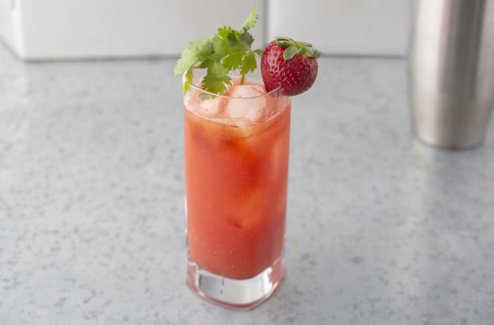 Easy Strawberry Margarita Wine Enthusiast