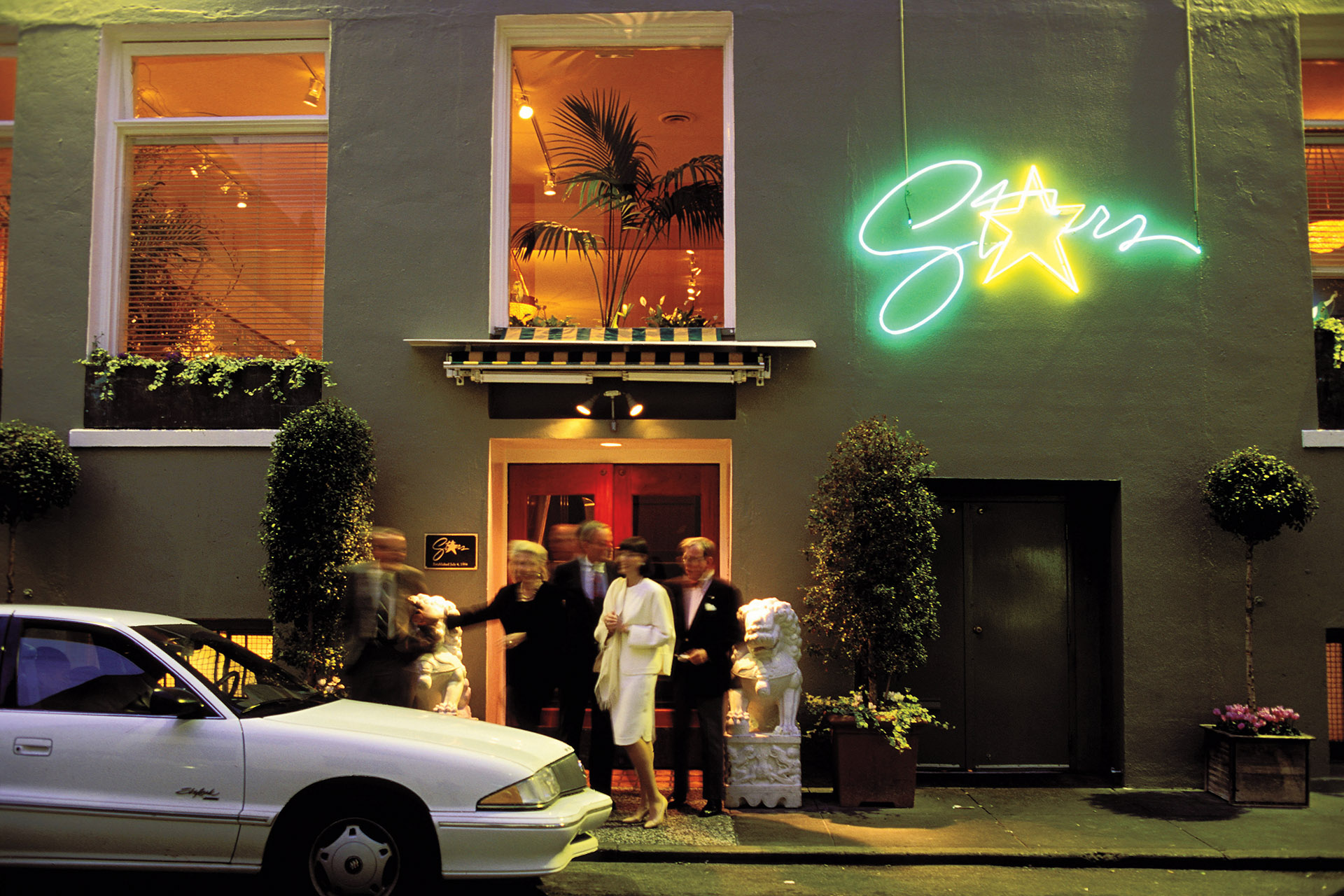 Stars Restaurant in San Francisco