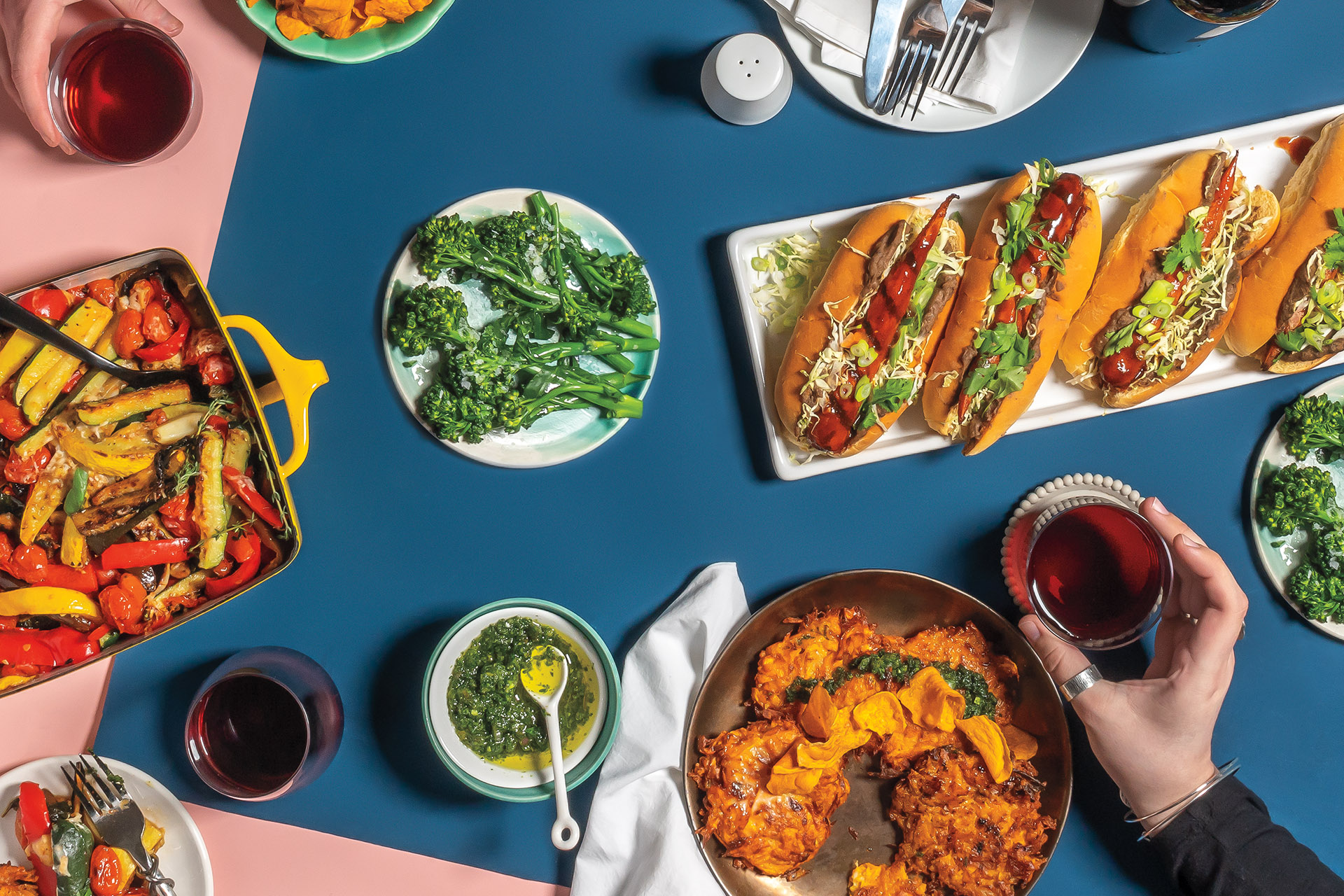 Three Vegetarian Recipes for Meatless Meals