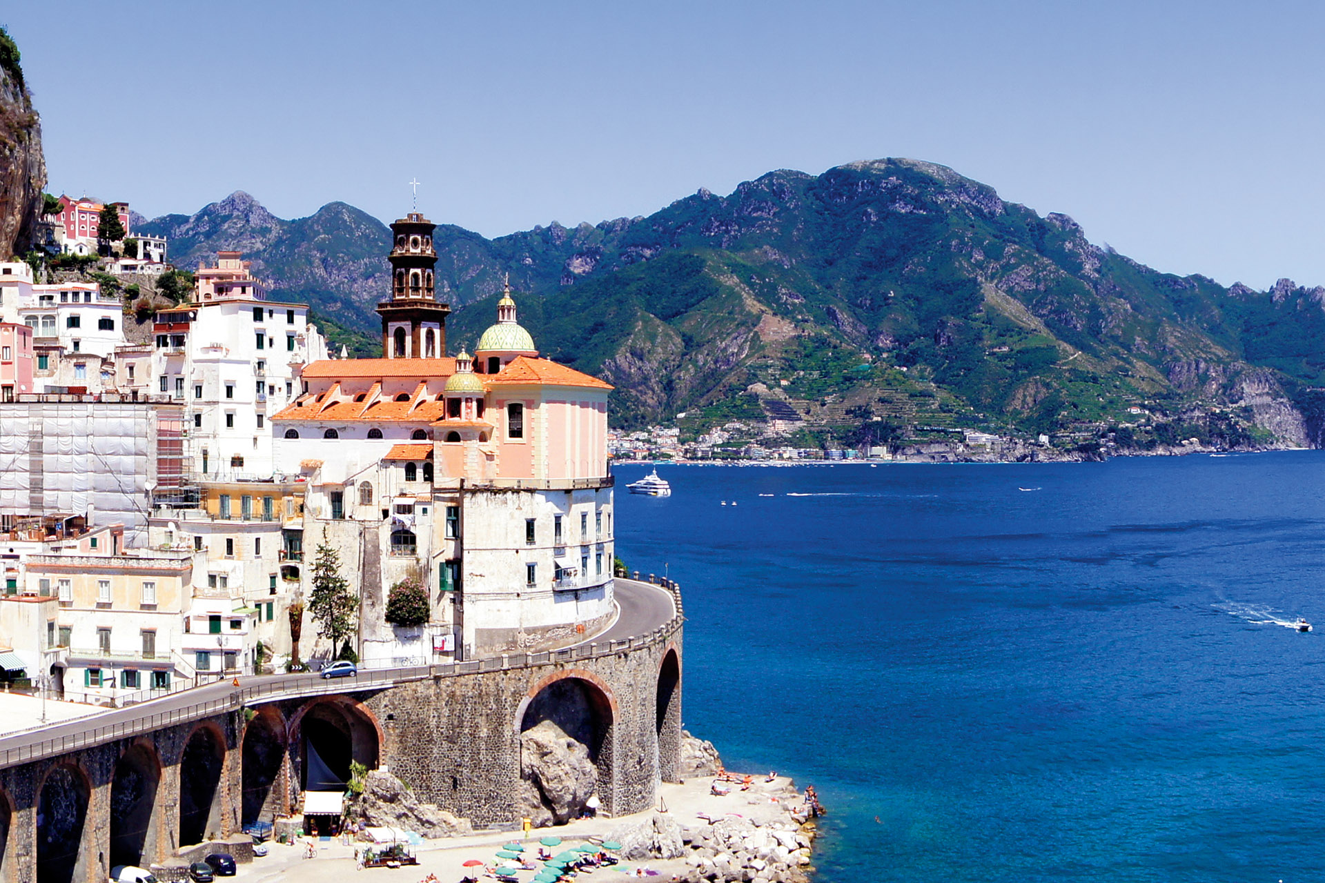 Where to Eat and Drink on the Amalfi Coast