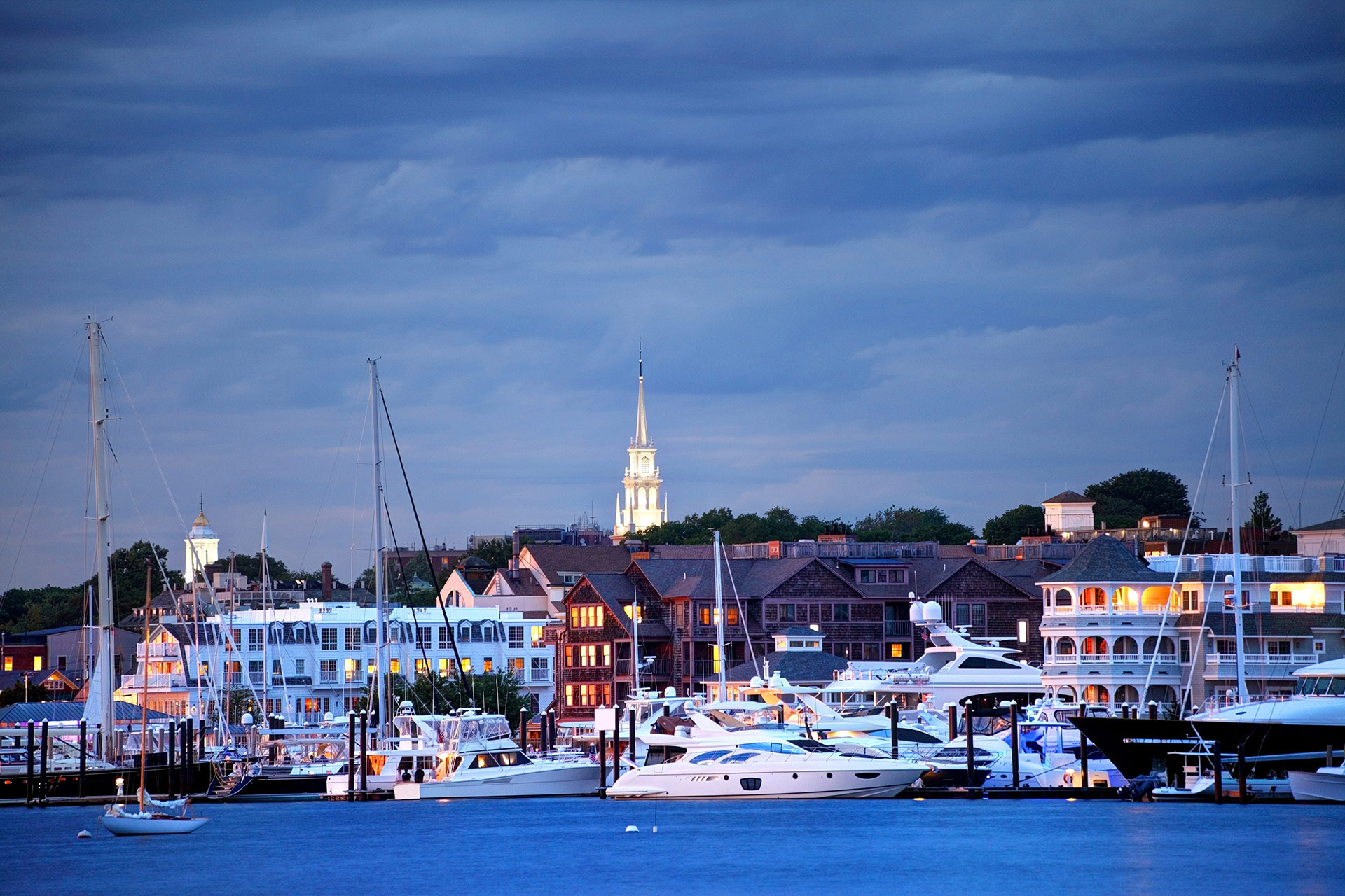 A Wine Lover's Guide to Newport, Rhode Island
