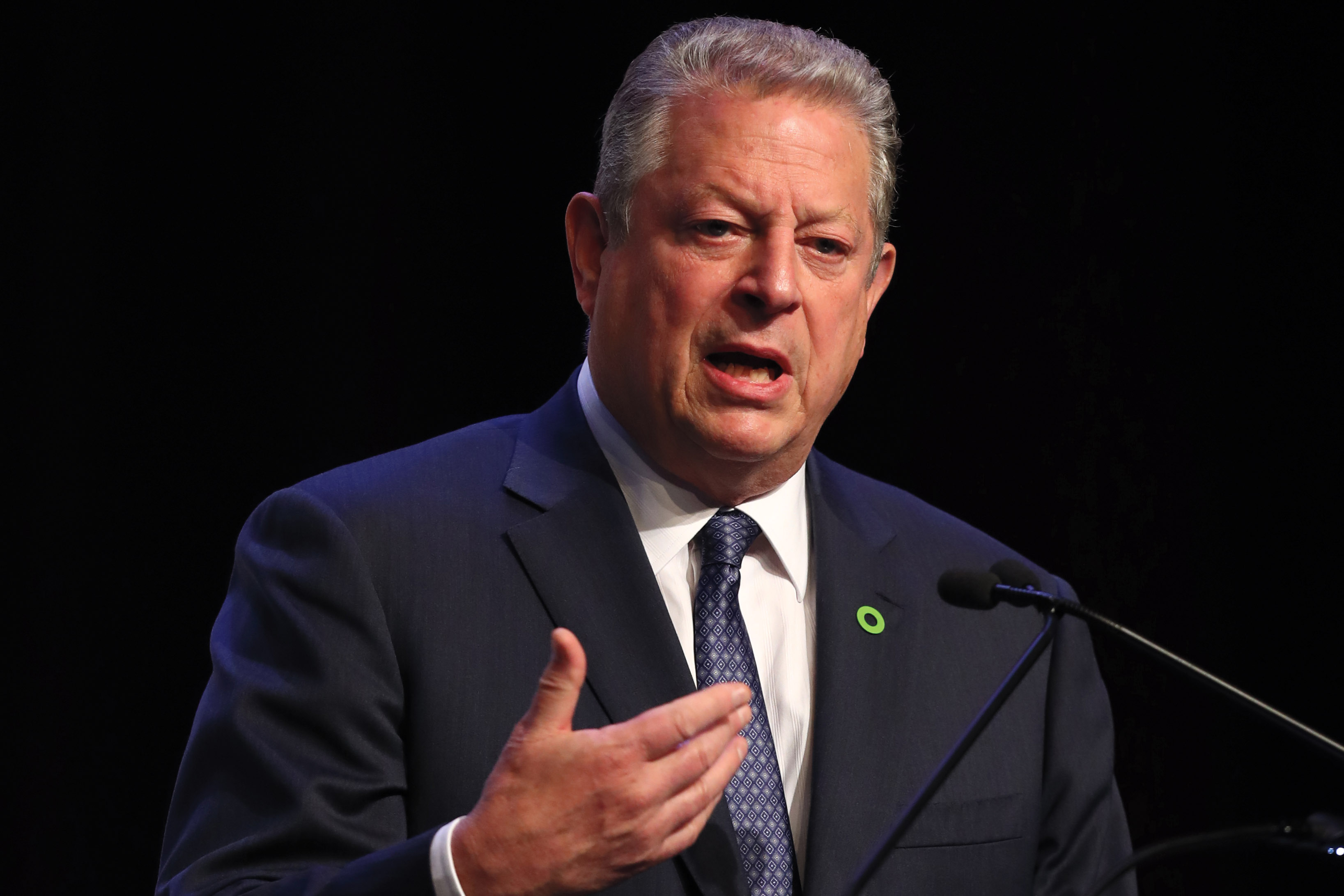 Al Gore on Climate Change and the Wine Industry