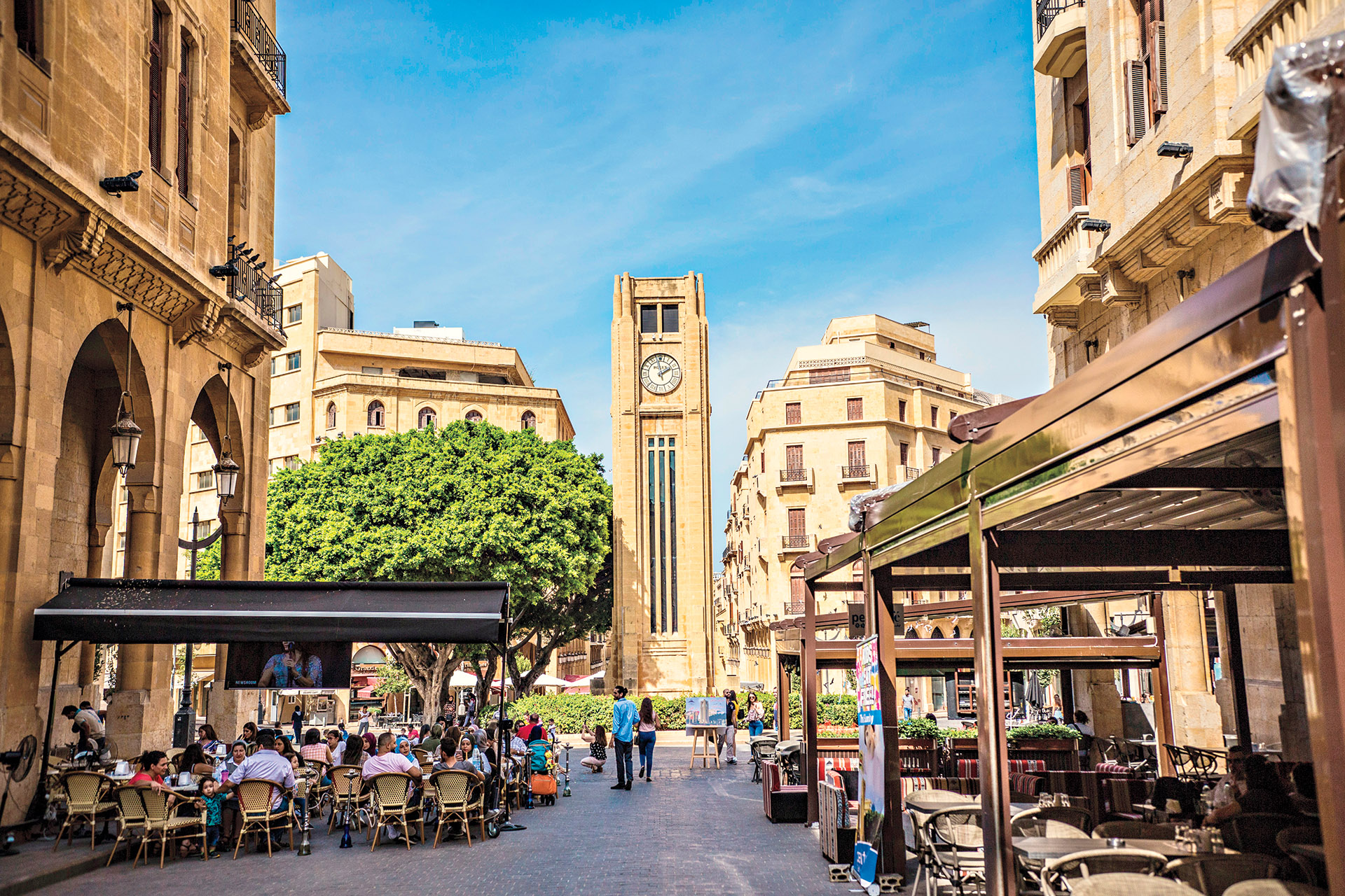 Where To Drink And Eat In Beirut Lebanon Wine Enthusiast