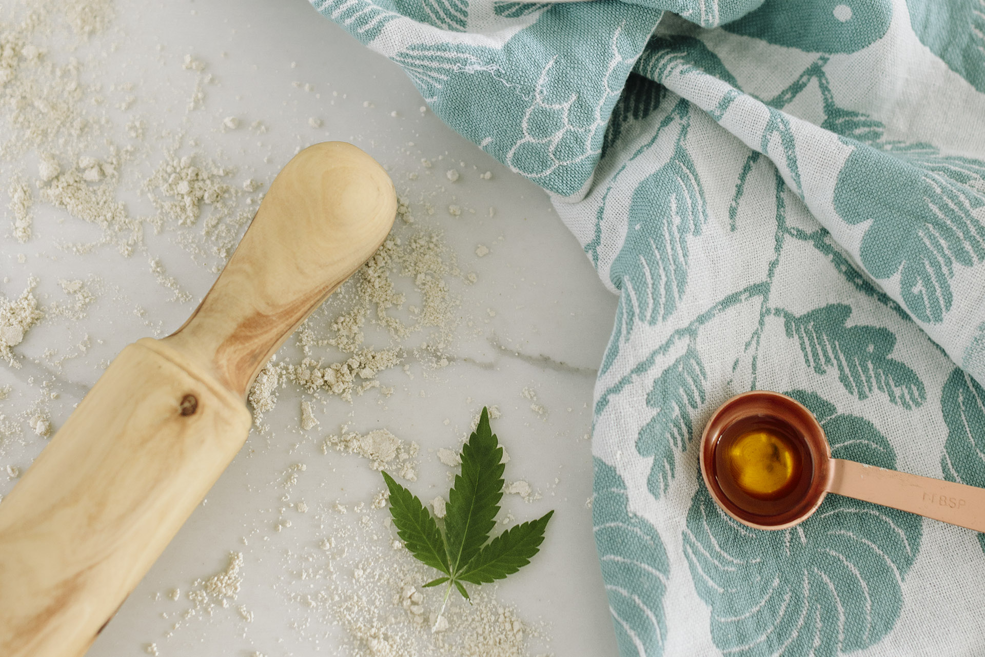 CBD Olive Oil Recipe, from The Herb Somm