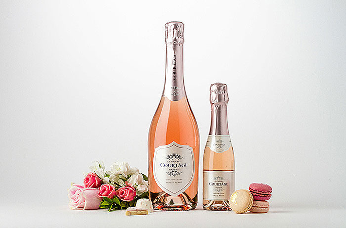 sparkling-rose-food-pairing-Le-Grand-Courtage