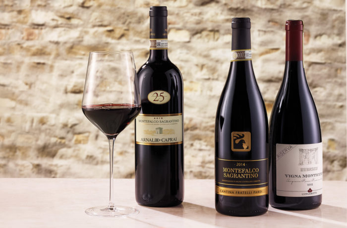 A Deep Dive into the Red Wines of Italy's Umbria