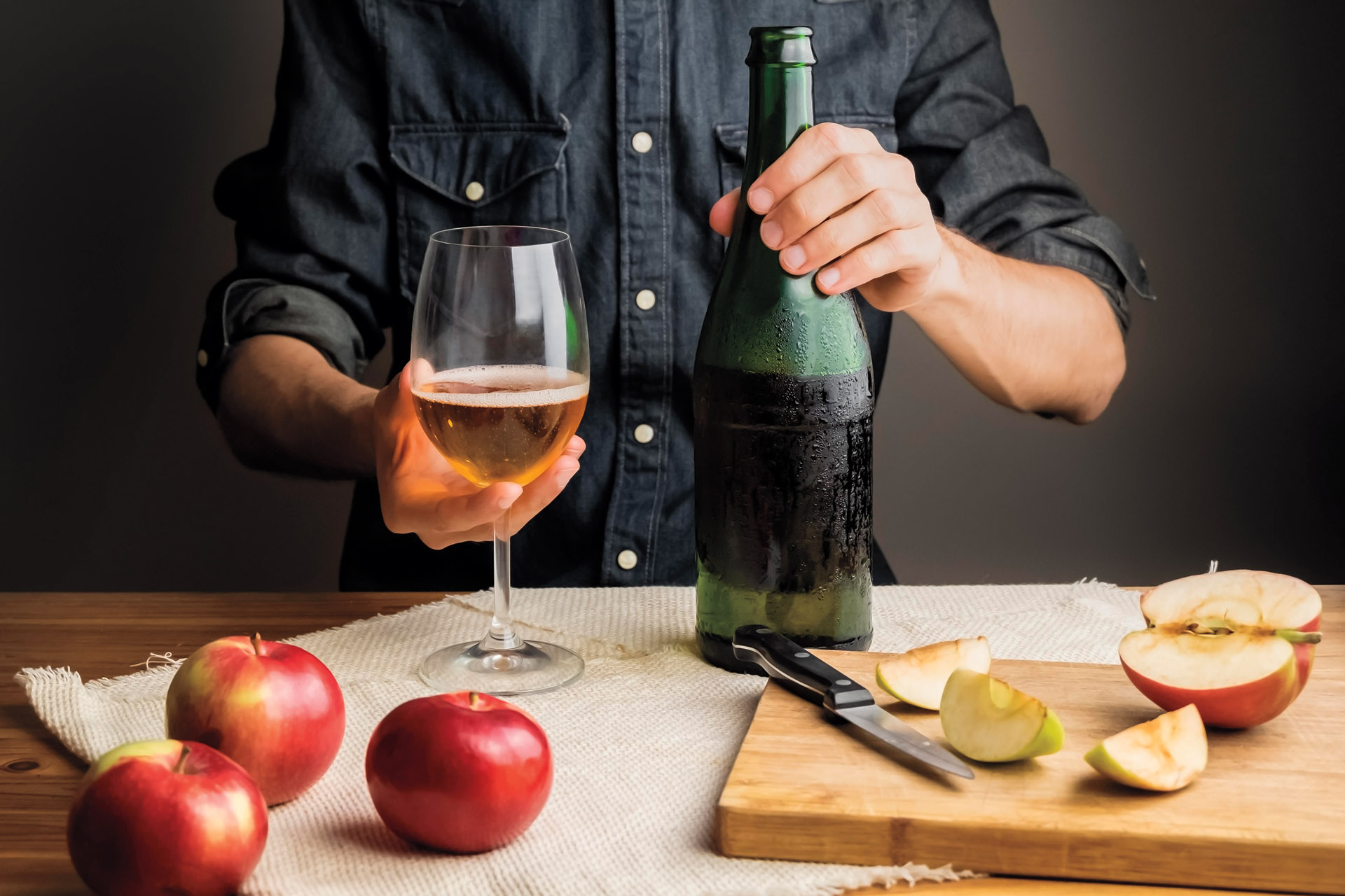 Cider, Wine's Overlooked Category