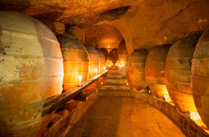 A Quick Guide to Amphora-Aged Wine