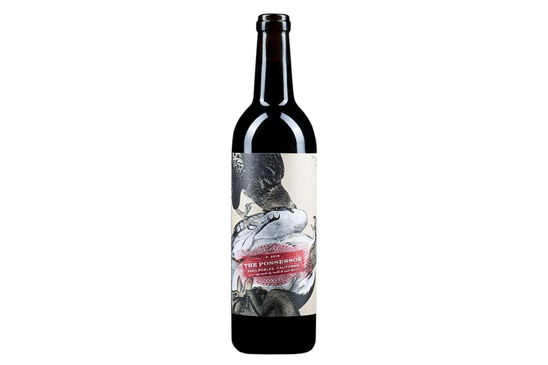Tooth and Nail 2016 The Possessor Red